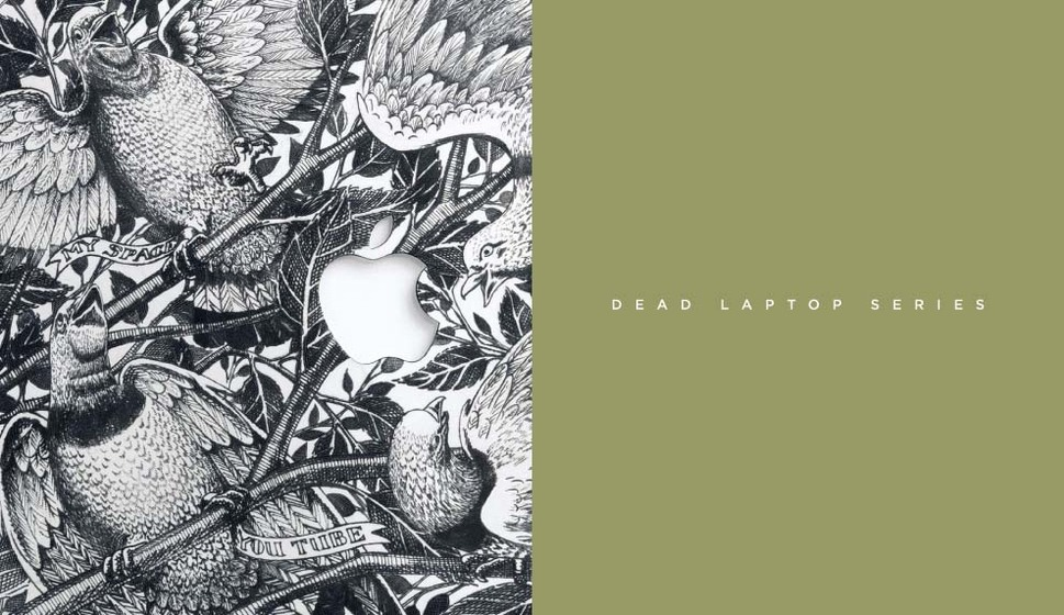 Dead Laptop Series -